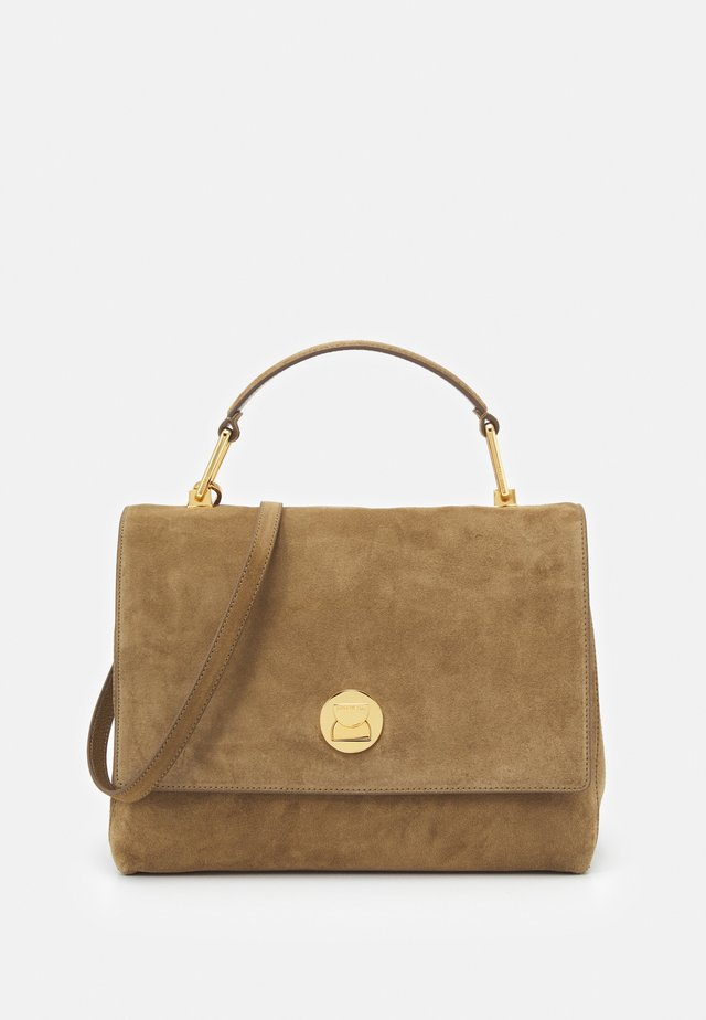 LIYA - Handbag - moss green