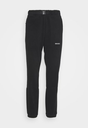 SPORT STYLE POLAR PANT - Pantalon de survêtement - black