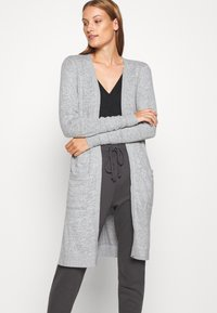 Abercrombie & Fitch - COZY - Cardigan - grey - 4