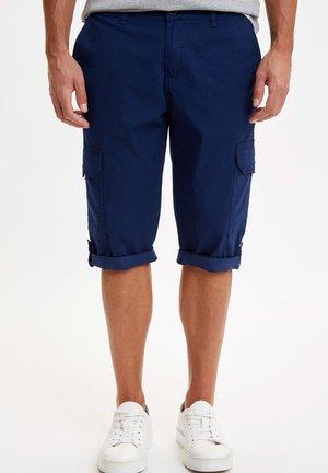 Shorts - indigo