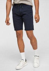 Q/S designed by - Shorts - dark blue - 0