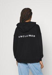 ONLY - ONLTENNA LIFE OVERSIZE HOOD - Sweatshirt - black - 2