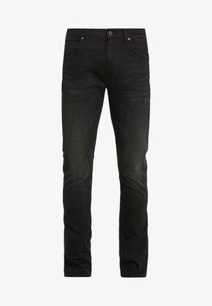 LUKE - Slim fit -farkut - moto black