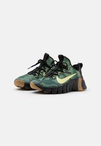 Nike Performance - FREE METCON 3 - Scarpe da fitness - black/limelight/spiral sage - 1