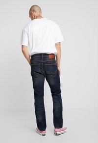 Paddock's - DUKE - Slim fit jeans - dark blue - 2