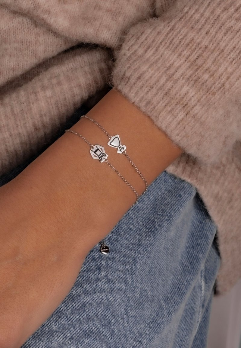 Glanzstücke München - Bracelet - silber