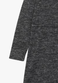 Kids ONLY - KONKIKI ELCOS DRESS  - Jumper dress - dark grey melange - 3