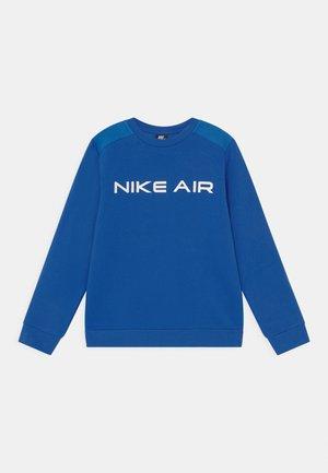 AIR CREW - Sweatshirt - game royal/signal blue/white
