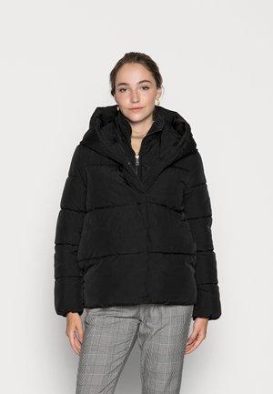 ONLSYDNEY SARA PUFFER JACKET - Winter jacket - black