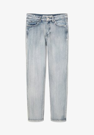 LINDE STRAIGHT - Relaxed fit jeans - glacier wash