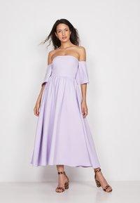 True Violet - Day dress - lilac - 1