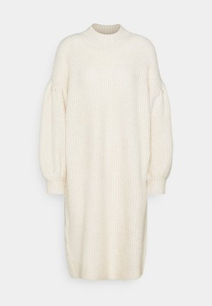 TINA DRESS - Jumper dress - beige