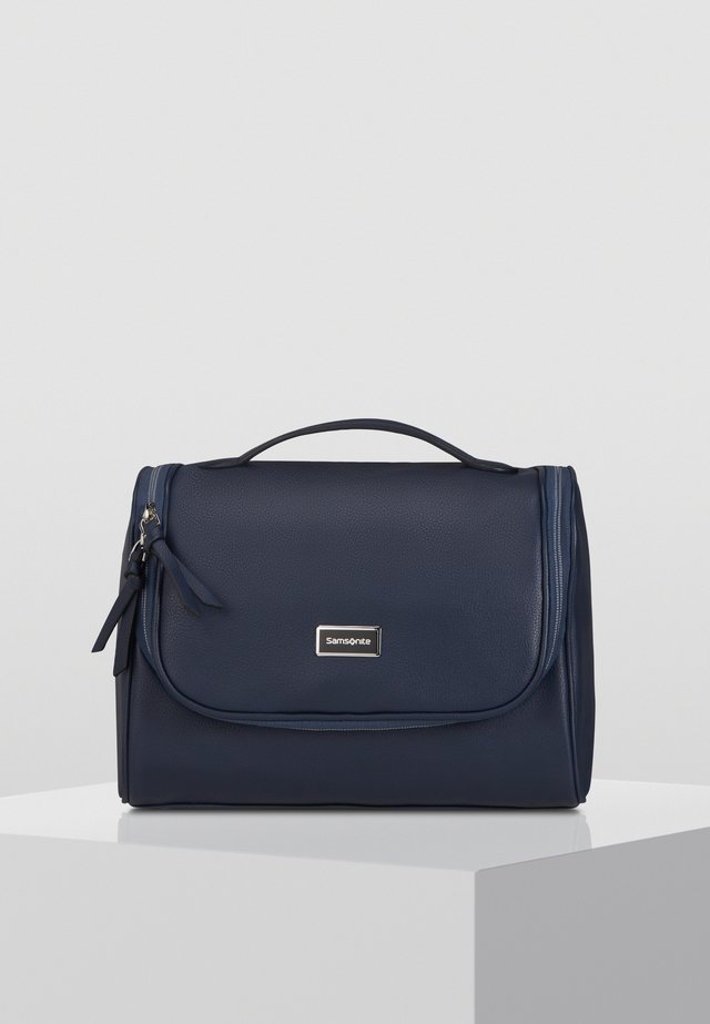 KARISSA  - Wash bag - midnight blue