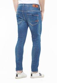 Le Temps Des Cerises - Jeans Skinny Fit - blue - 0