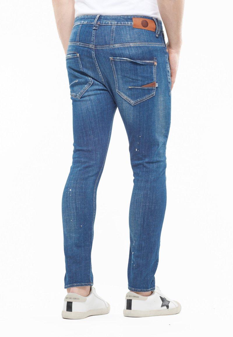 Le Temps Des Cerises - Jeans Skinny Fit - blue
