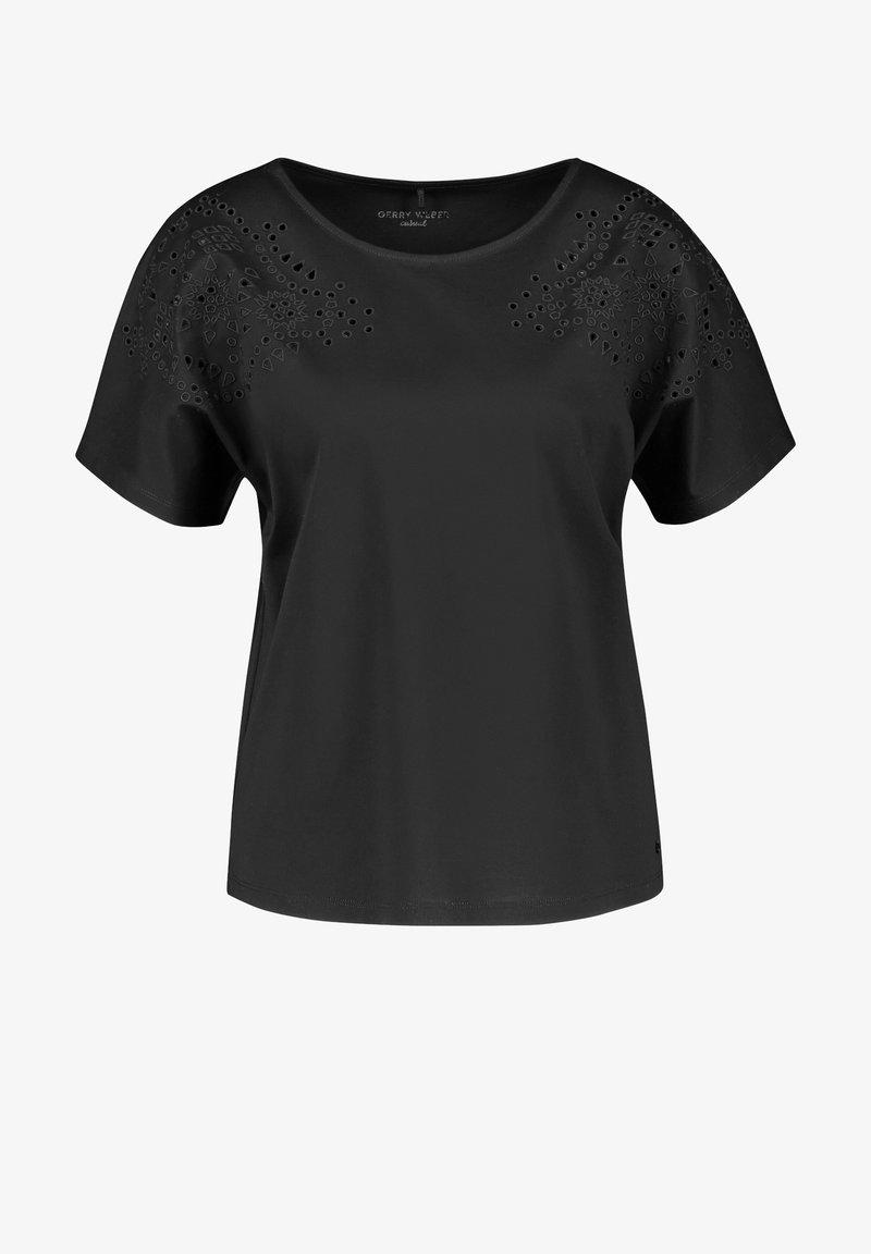 Gerry Weber - Print T-shirt - schwarz