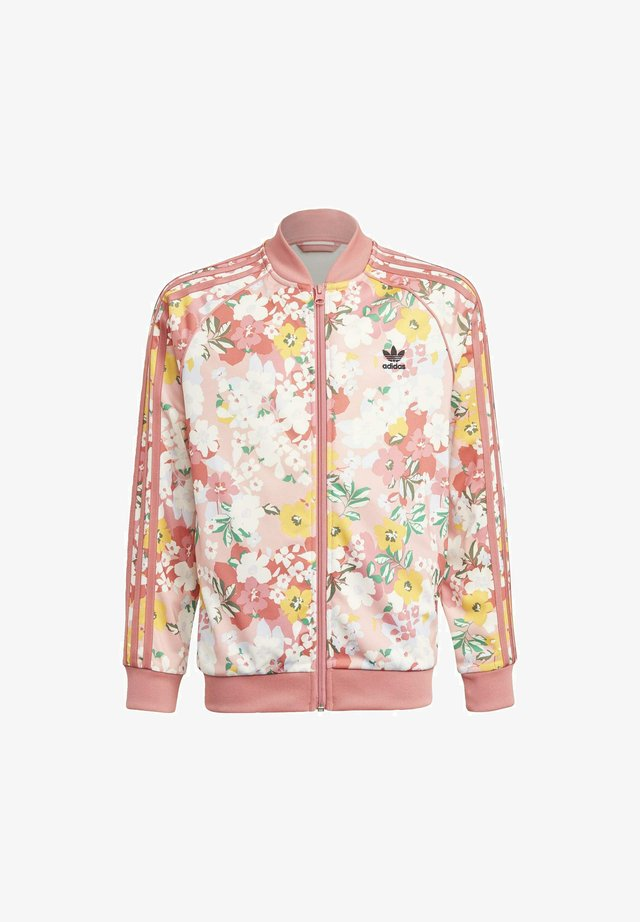 HER STUDIO LONDON FLORAL SST JACKET - Hettejakke - pink