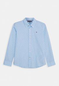 Tommy Hilfiger - MINI FLAG - Shirt - blue - 0
