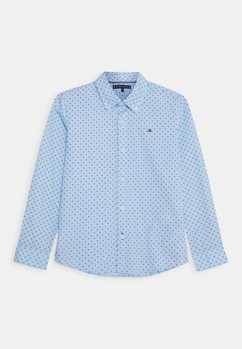 Tommy Hilfiger - MINI FLAG - Shirt - blue