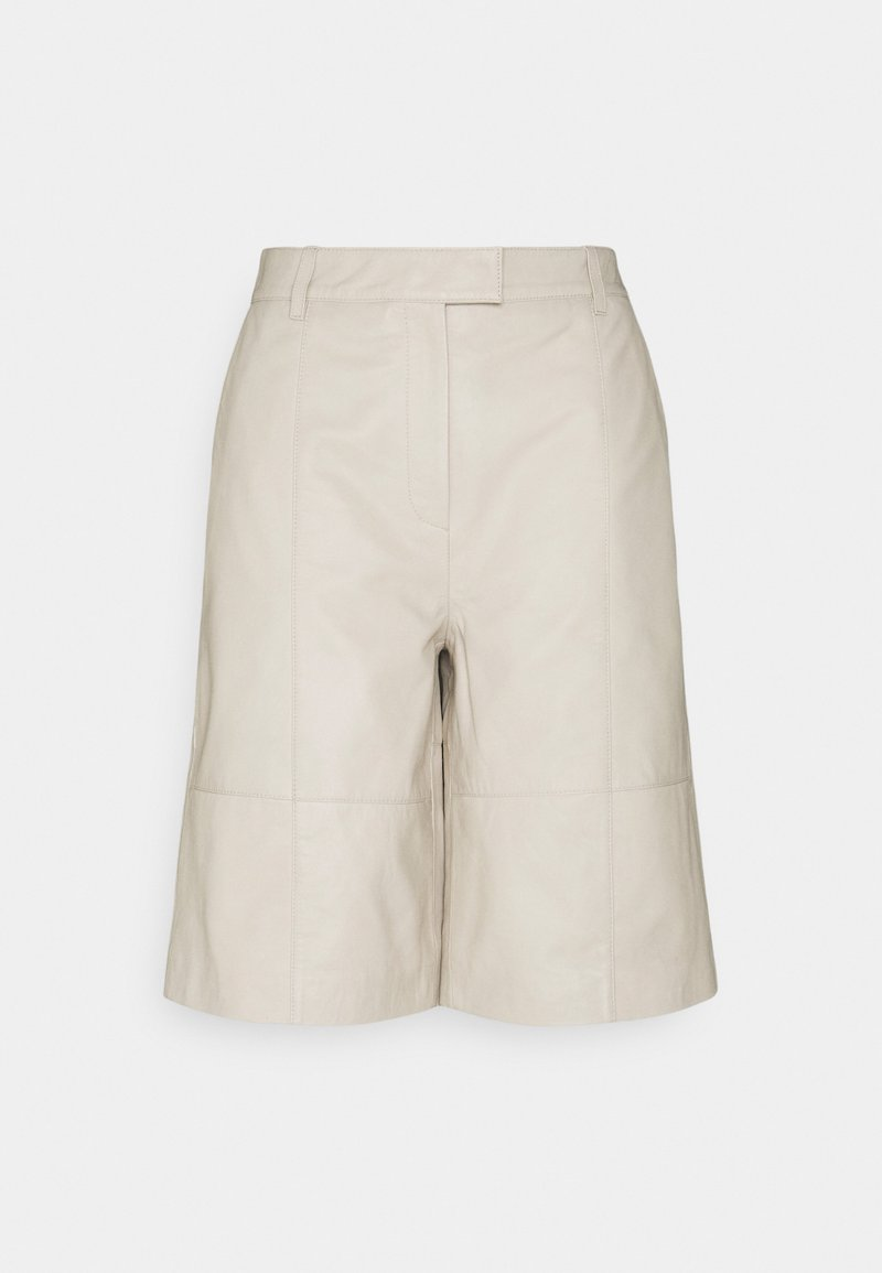 Selected Femme - SLFREESA - Shorts - oxford tan