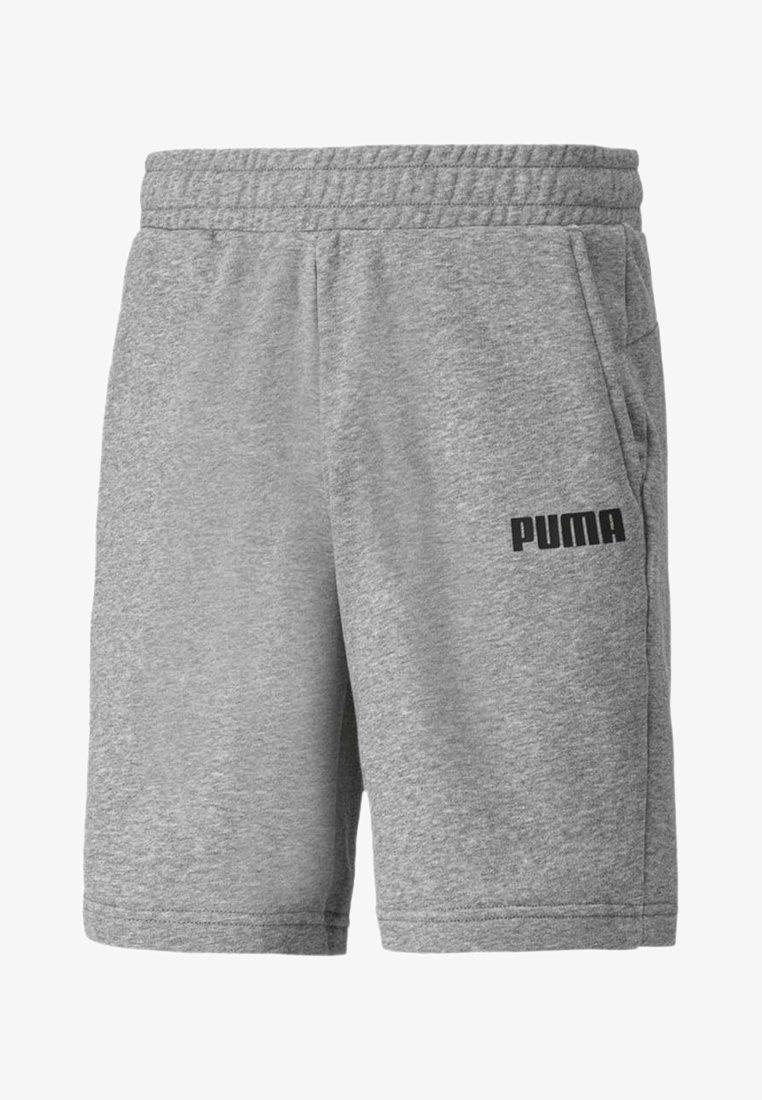 Puma - Shorts - medium gray heather