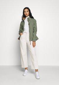 Ragwear - APOLI - Summer jacket - dusty green - 1