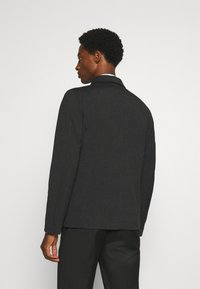 Selected Homme - SLHREG JEFF HYBRID - Blazer jacket - dark grey melange - 2