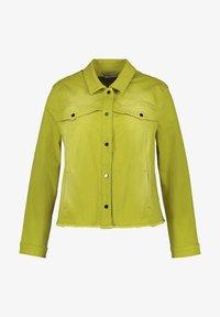 Samoon - Denim jacket - citronella - 3