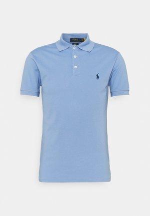 SHORT SLEEVE - Poloshirts - blue