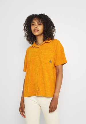 TOWELLING SHIRT - Skjorta - orange