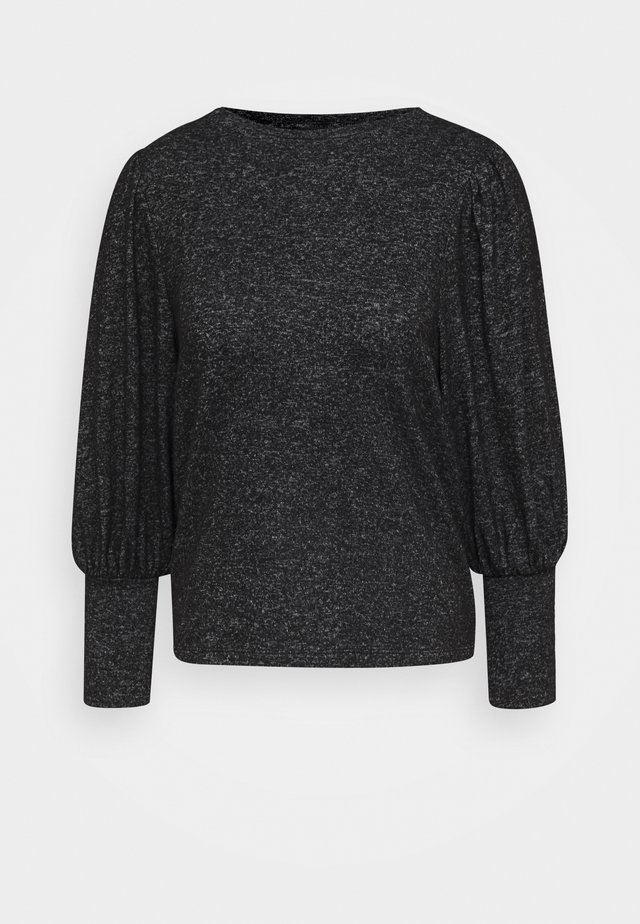 SALVONA - Pullover - black