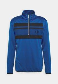 Calvin Klein Golf - TAYLOR CHEST HALF ZIP - Sweatshirt - nautical blue - 4