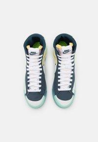 Nike Sportswear - BLAZER MID '77 - Baskets montantes - armory navy/white/summit white/glacier ice - 5