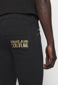Versace Jeans Couture - Jeans slim fit - nero - 5