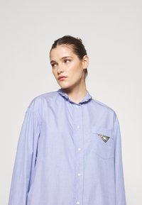 sandro - Button-down blouse - bleu ciel - 3