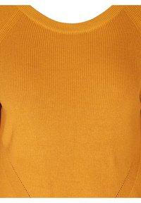 Zizzi - Jumper - curry yellow - 2