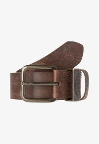 Diesel - B-FRAG - Belt - mottled brown - 1