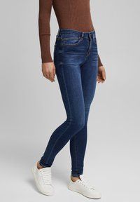 Esprit - Jeans Skinny Fit - blue medium washed - 3