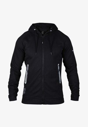 YVO TECH - Zip-up hoodie - schwarz