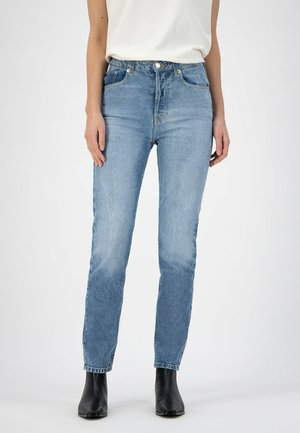Straight leg jeans - stone breeze