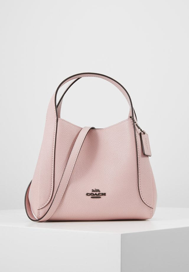 POLISHED PEBBLE HADLEY HOBO - Handtas - aurora
