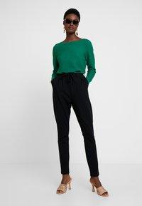 Esprit - OTTOMAN - Maglione - dark green - 1