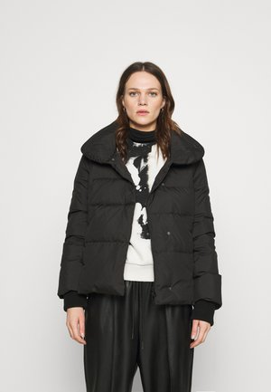 TOPAZ - Down jacket - black