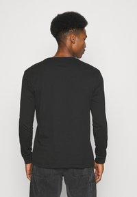 Zign - UNISEX - Långärmad tröja - black - 2