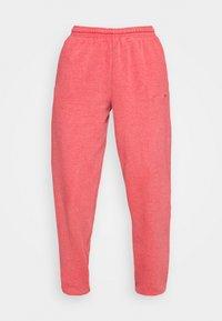 PANT - Teplákové kalhoty - washed red