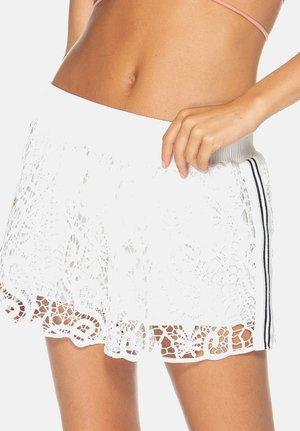 SHORT,CELEBRATE GUIPURE,CELEBRATE GUIPURE - Shorts - off white