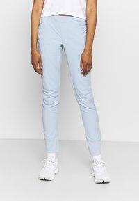 Salewa - AGNER LIGHT - Pantalons outdoor - blue fog - 0