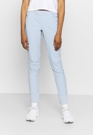 AGNER LIGHT - Pantalons outdoor - blue fog