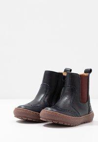 Bisgaard - BOOTIES - Classic ankle boots - navy - 3
