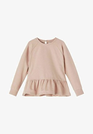 Sweater - adobe rose